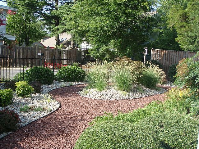 Annapolis Eco Friendly Project | Yard design, Garden paths and Yard ...