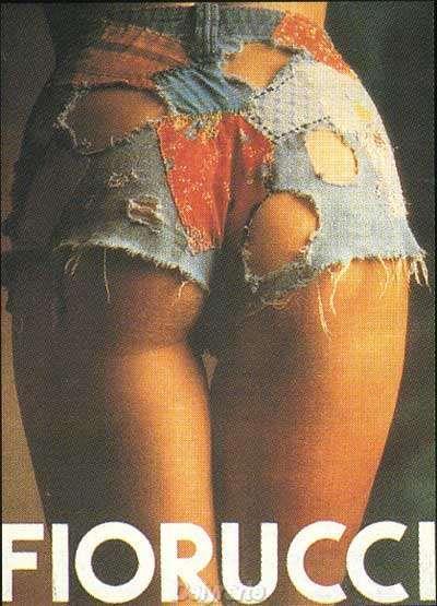 Fiorucci Hot Pants