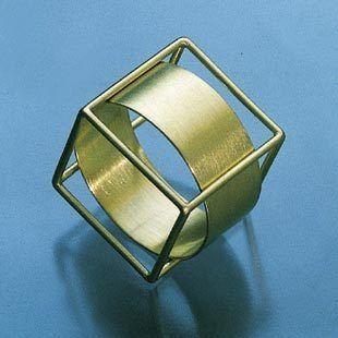 Etsuko Sonobe Gold 750   Architect's Fashion