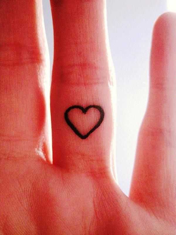 Thinking About Getting This A Heat On My Ring Finger To