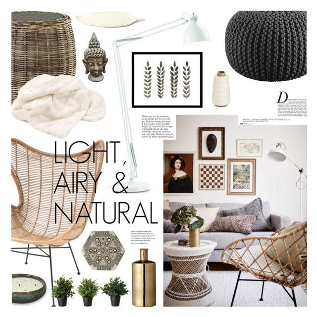 Light, Airy, & Natural by emmy on Polyvore featuring polyvore ...