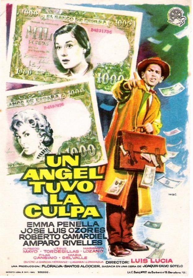 Un ángel tuvo la culpa (1960) tt0054507 PP