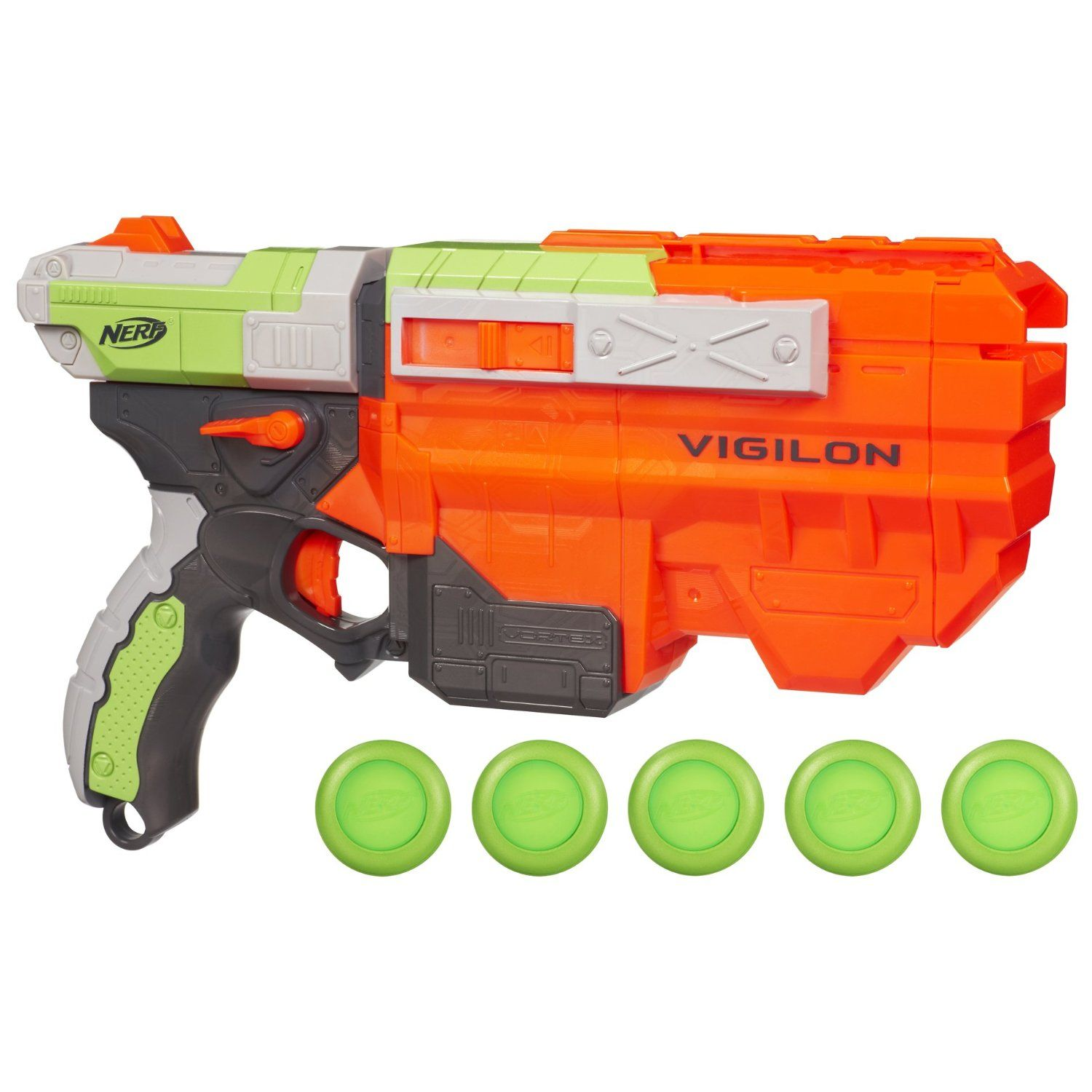 Black Friday 2014 Nerf Vortex Vigilon Blaster from Nerf Cyber Monday. Black  Friday specials on the season most-wanted Christmas gifts.