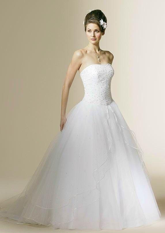 17 Best images about Wedding Dresses on Pinterest | Marchesa ...