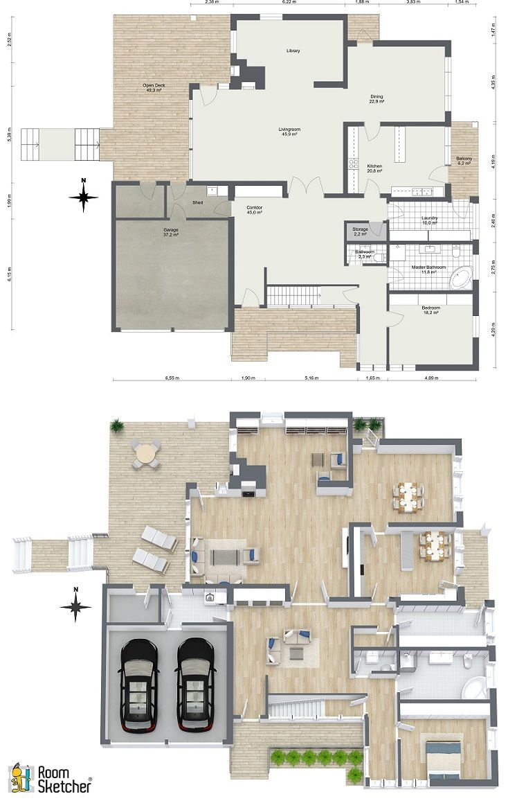 are you an home appraiser create professional 2d and 3d floor create professional 2d and 3d floor plans for your reports floor plansreal estateinterior