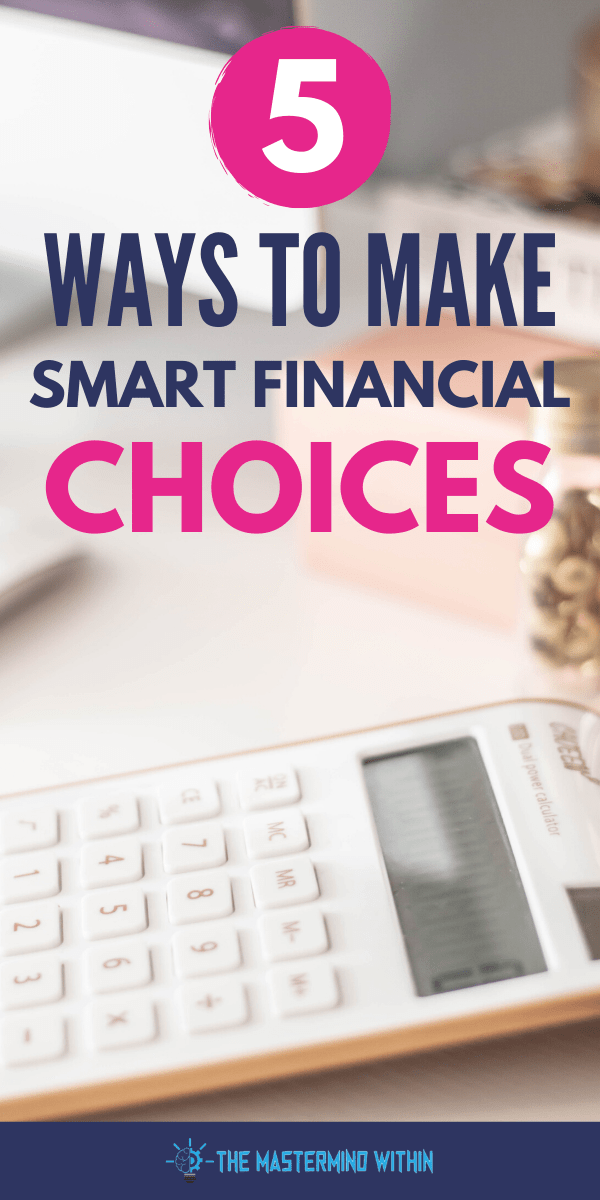 How to Make Smart Financial Decisions Daily