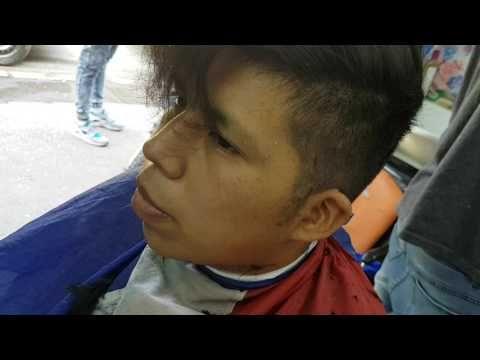 Hc barber Shop corte de pelo al uno y dos paso a paso – YouTube