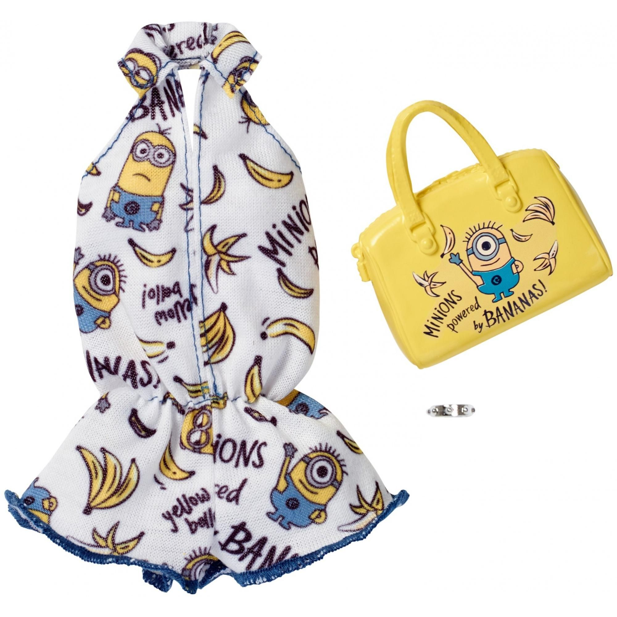 Free 2day shipping. Buy Barbie Despicable Me Blue Banana