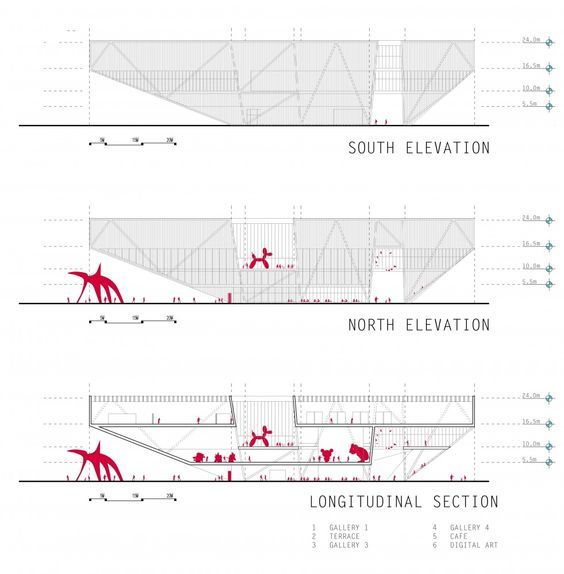 Gallery of BUENOS AIRES New Contemporary Art Museum Competition - new aia final completion