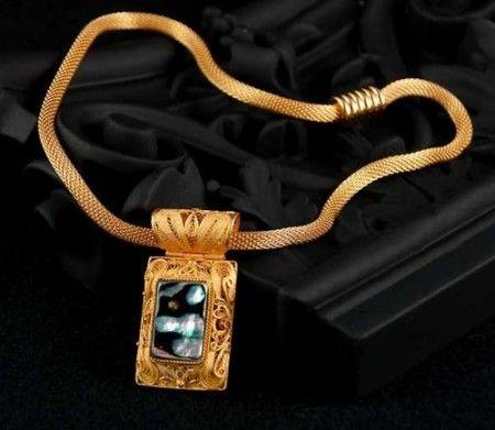 Mongolian Artisan Jewelry | The Jewelry Weblog