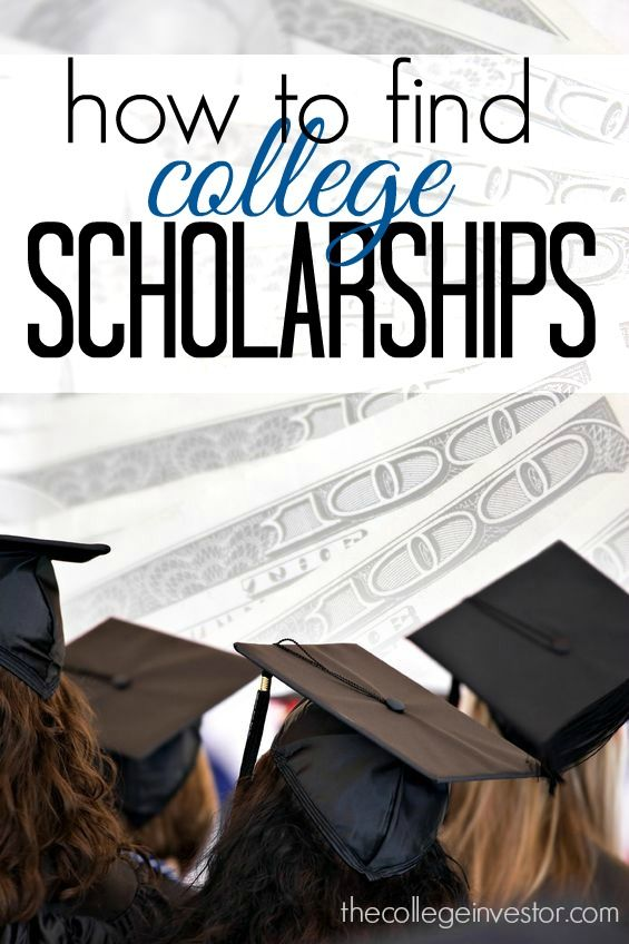 Grants For College >> How To Find College Scholarships Scholarships For College