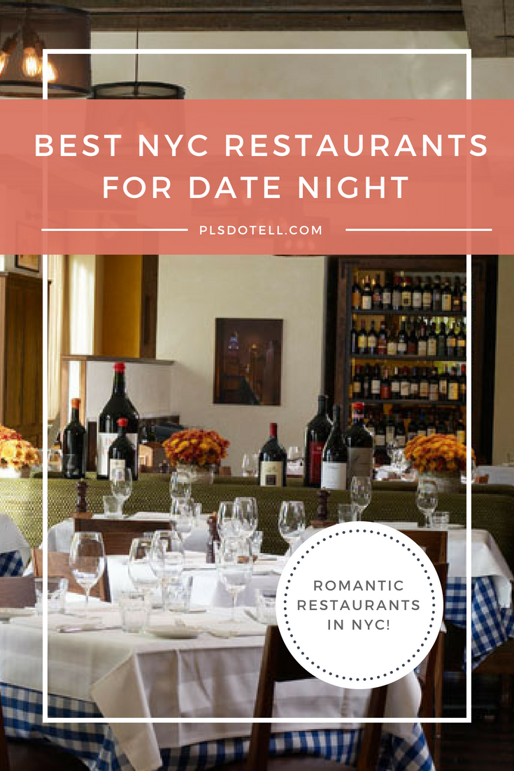 Best Nyc Restaurants For Valentine S Day Please Do Tell Travel