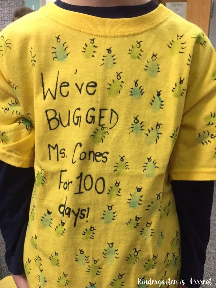 100th Day of School - T-Shirt Ideas