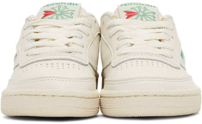 7a02a5d0 Reebok Classics - Off-White Club C 85 Sneakers | if the shoe fits ...