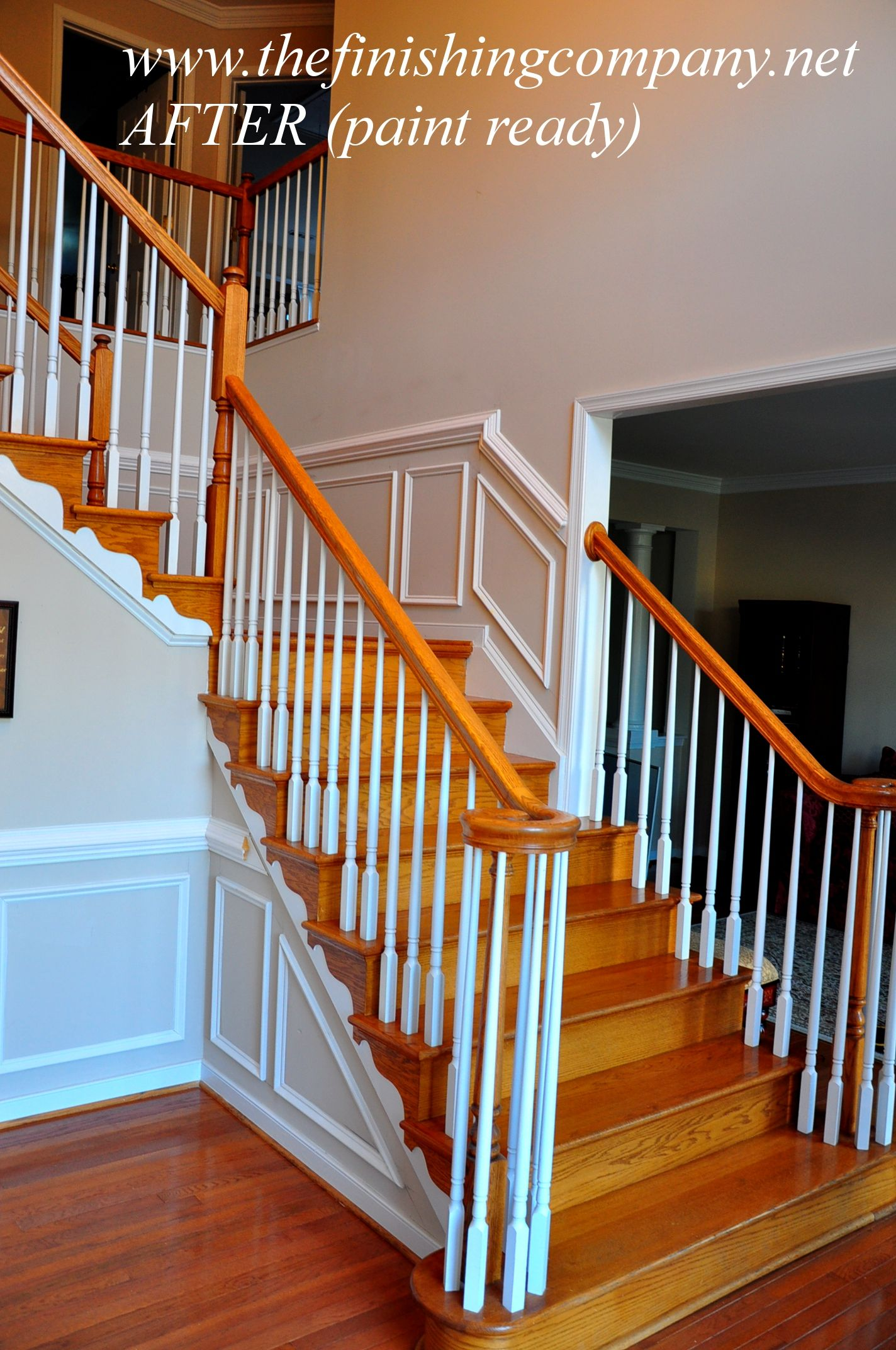 Chair Rail Handrail Part - 42: 30+ Best Chair Rail Ideas, Pictures, Decor And Remodel