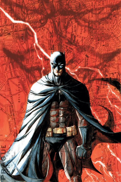 Batman by Giuseppe Camuncoli