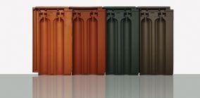 Pantile Clay Tile Collection