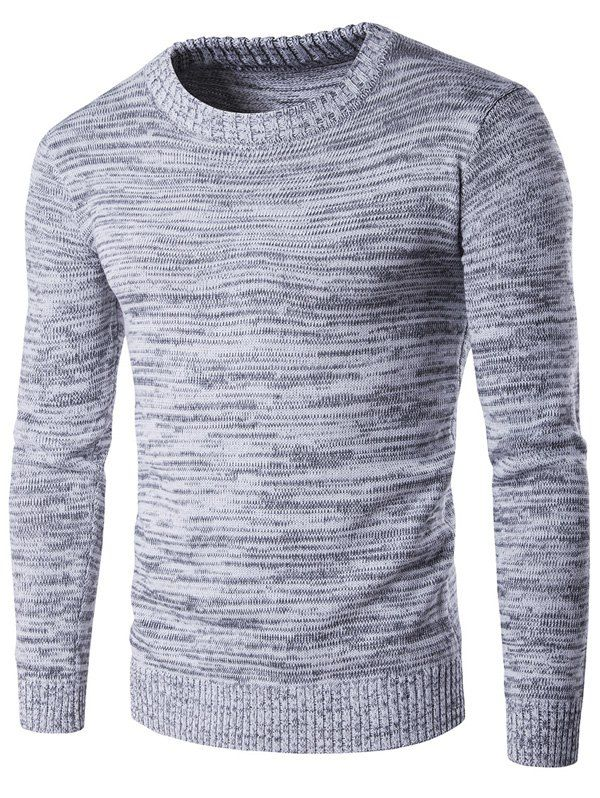1290e949b2847f Cotton Pullover Casual Sweater for Men