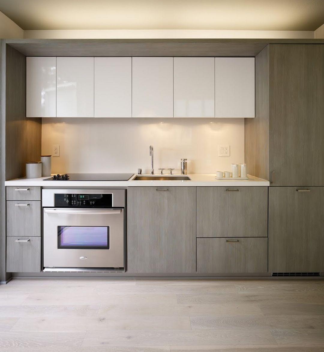 Modern Minimalist Kitchen Cabinets: Best 15+ Amazing Small Modern Kitchen Design Ideas