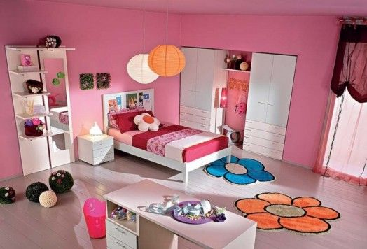20 Inspiring Kids Room Floor Design Ideas | Kidsomania