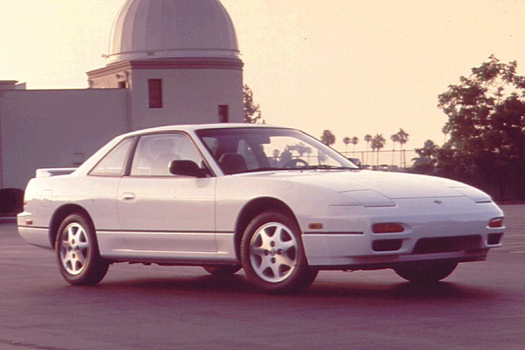 Curbside Classic 1991 95 Nissan Nx Not That Hard A Pill To Swallow Nissan 240sx Nissan Nissan 180sx