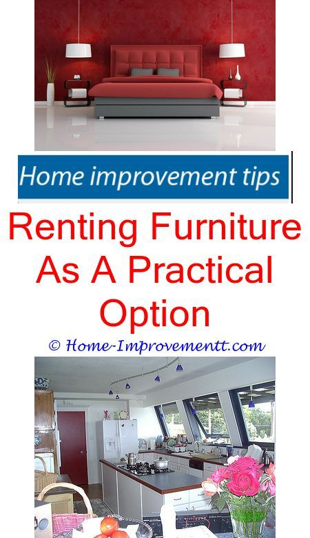 Renting Furniture As A Practical Option Home Improvement Tips Extraordinary Mobile Bathroom Rental Plans