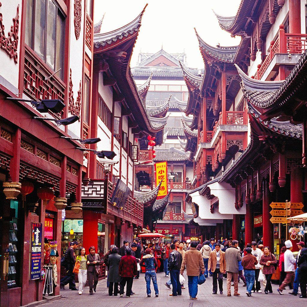 Shanghai's Best City Tours