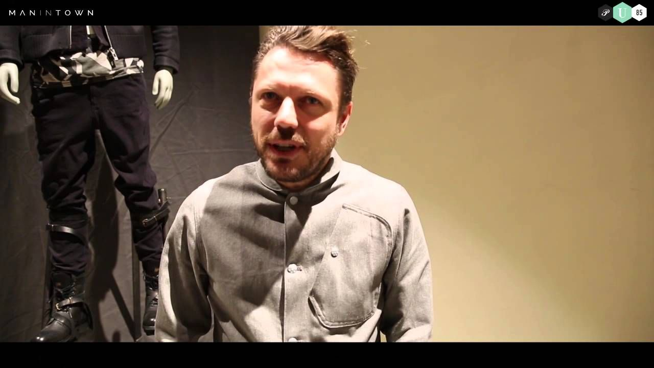 PITTI DAY #4: G-Star Raw interview with Remco