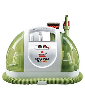 Bissell 14259 Carpet Cleaner Little Green Proheat