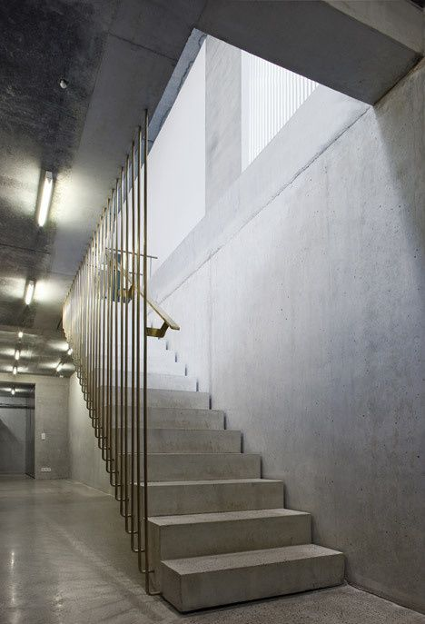 Best Deruyte Childrens Shoe Shop By Ono In Stairs Concrete 640 x 480