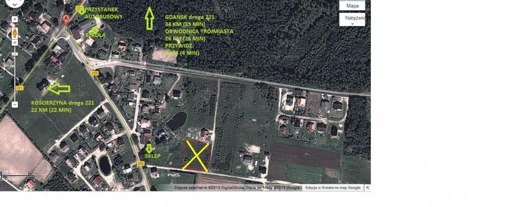 Dzialka Bud Prad Woda Kanaliza Pilnie Sprzedam 4672859025 Oficjalne Archiwum Allegro Aerial Photo City