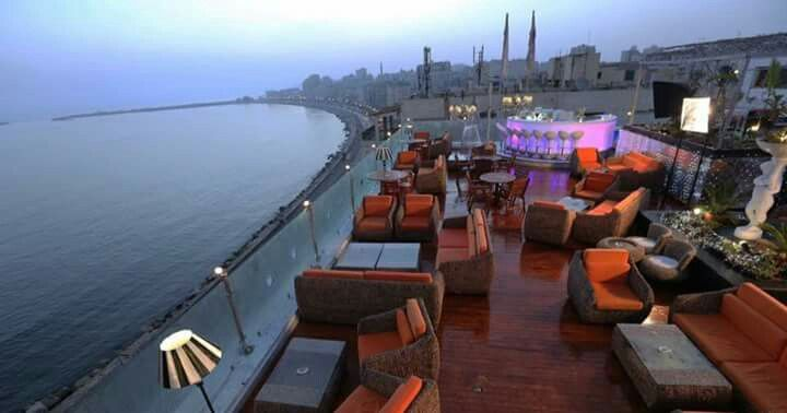 Sky Cafe Windsor Hotel Alexandria Windsor Hotel Places To Visit Egypt