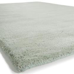 Photo of benuta Naturals Wollteppich Pure Türkis 160×230 cm – Naturfaserteppich aus Wolle