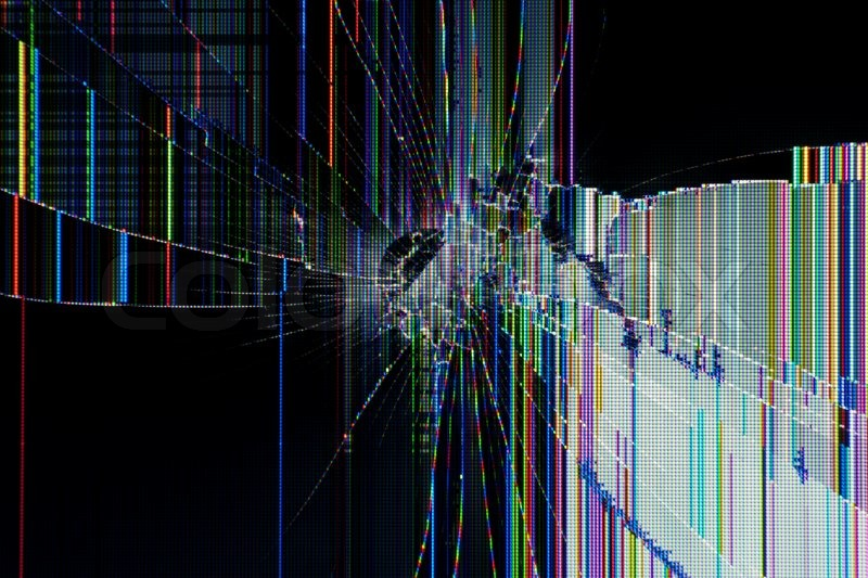 Broken Lcd Google Search Broken Screen Wallpaper Cracked Wallpaper Computer Screen Wallpaper