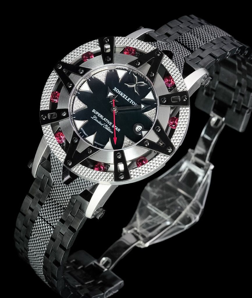 Android #Divemaster #Silverjet 500 #Automatic #Watch  Runs with