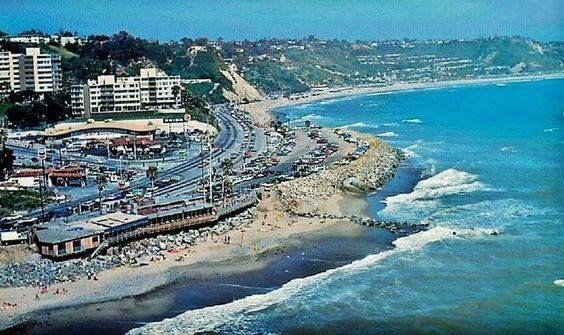 Sunset Beach Pacific Palisades