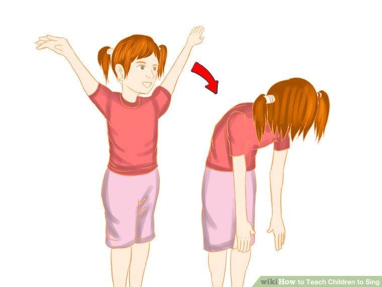How to teach children to sing 10 steps with pictures