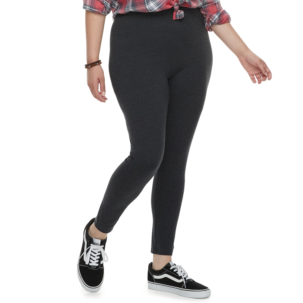 f5c593656bcd17 Juniors' Plus Size SO® Long Leggings in 2019 | Products | Junior ...