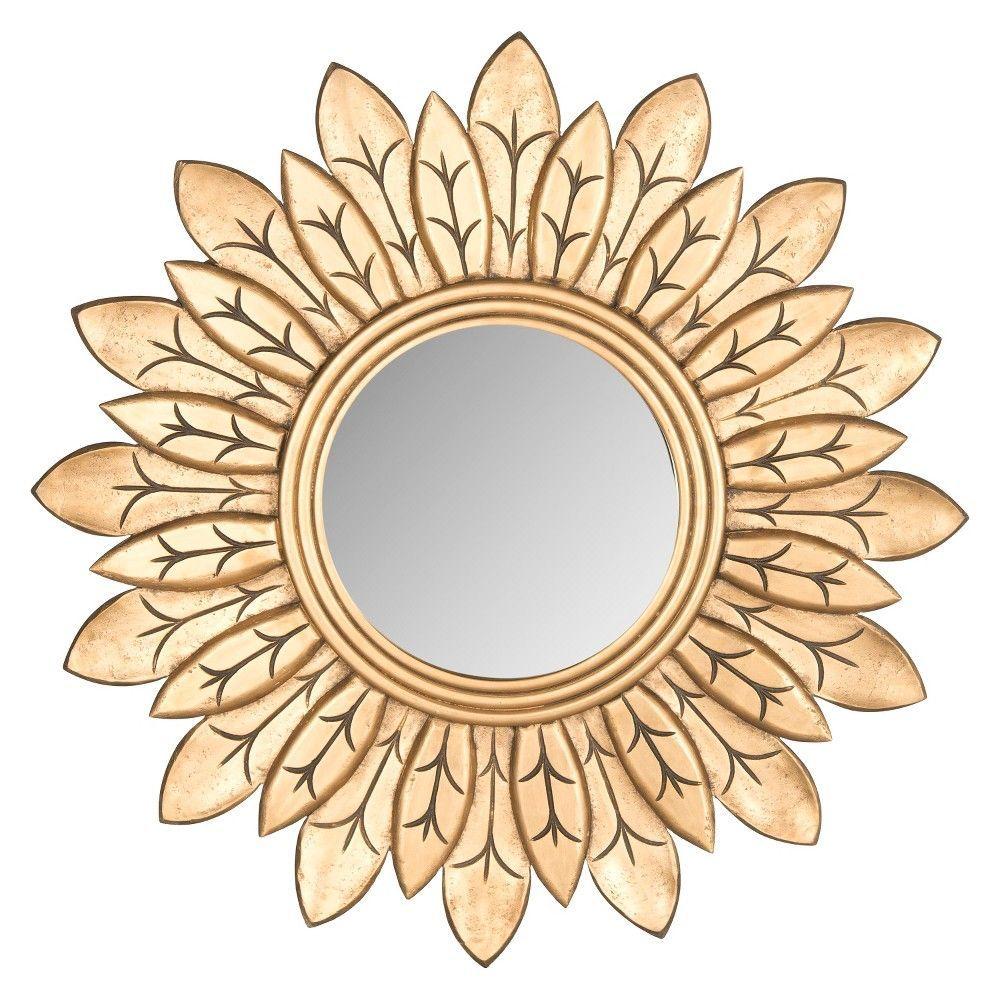 Sunburst Ashley Decorative Wall Mirror G   Products   Pinterest ...