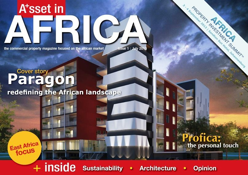 Come on the journey with us as we create an iconic Africa one building at a time