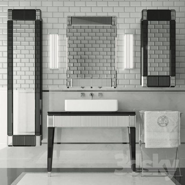 Bathroom set_Oasis Rialto | Наборы для ванной, Мебель
