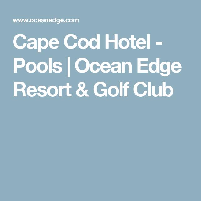 Ocean Edge Hotel Cape Cod Part - 45: Cape Cod Hotel - Pools   Ocean Edge Resort U0026 Golf Club