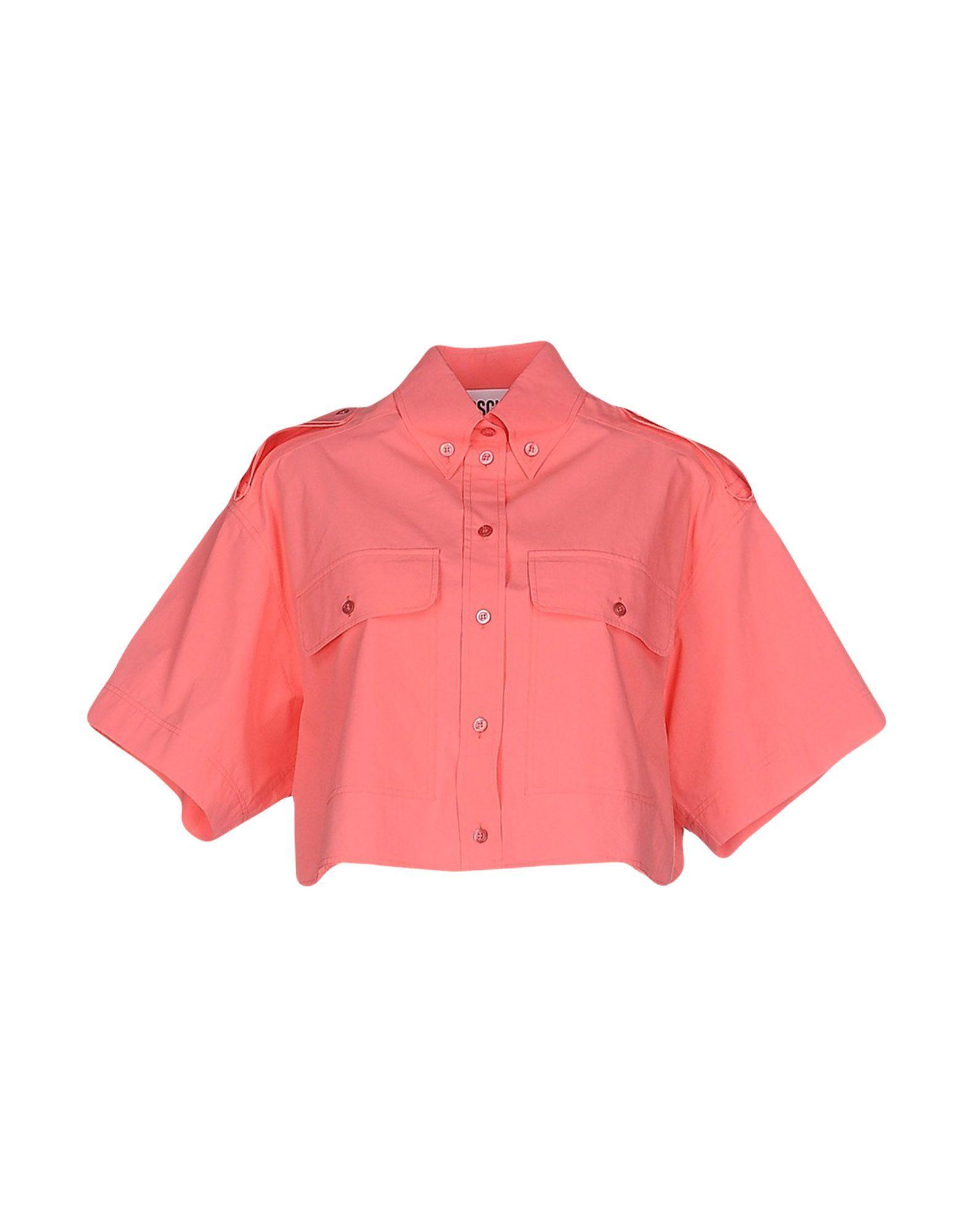 465260ebeba92 MOSCHINO SHIRTS. #moschino #cloth # | Moschino | Pinterest ...