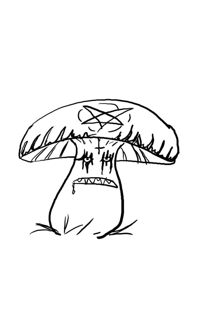 ronnie rip banner and evil mushroom tattoo drawing pinterest