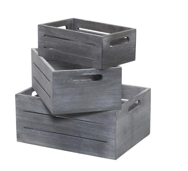 o trouver des caisses de bois pour sa d co. Black Bedroom Furniture Sets. Home Design Ideas
