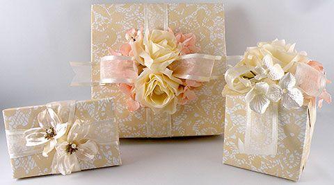 Vintage Wedding Gift Wrap Wedding Gift Wrapping Vintage Wedding Gifts Creative Gift Wrapping