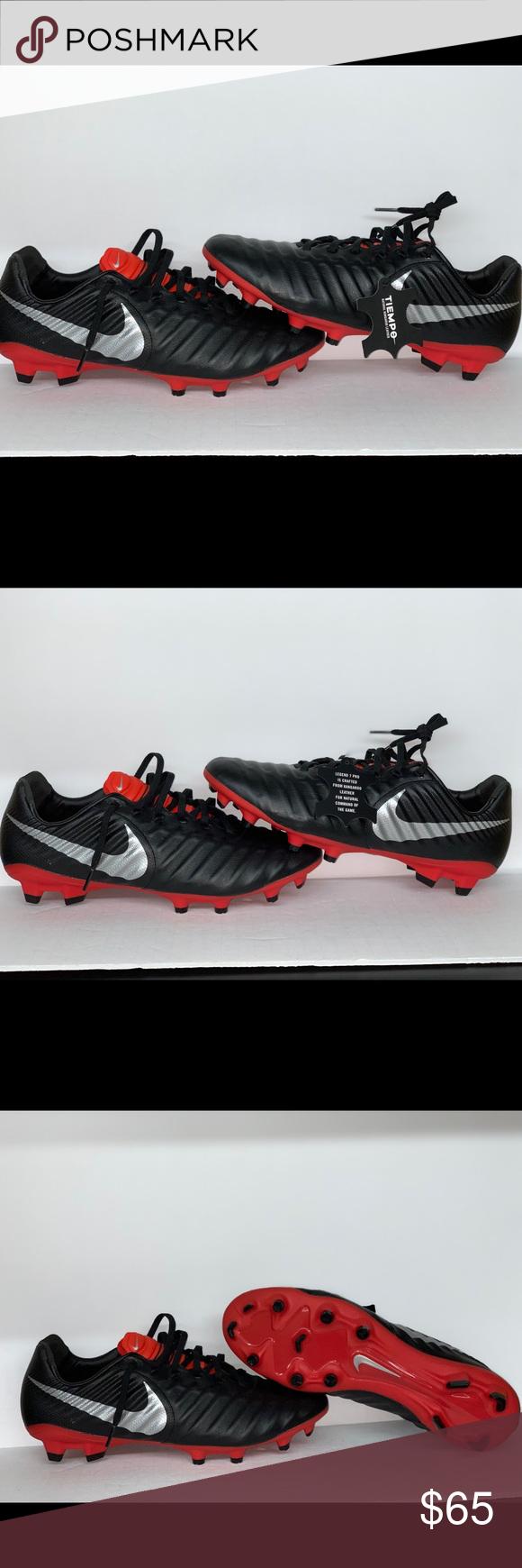 Nike Tiempo Legend 7 Pro Fg Soccer Cleats Nwt Soccer Cleats Cleats Nike