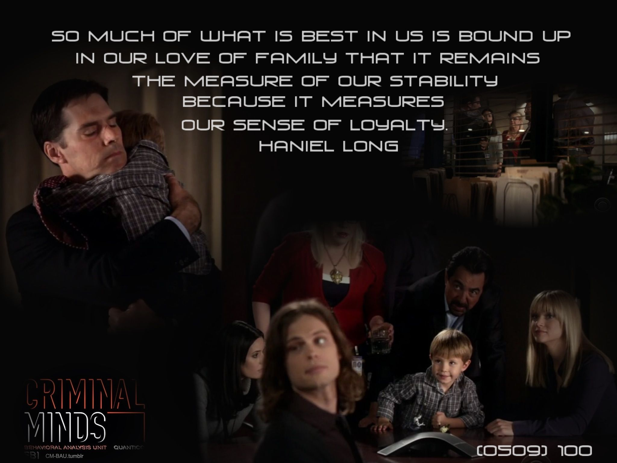 Criminal Minds 0508