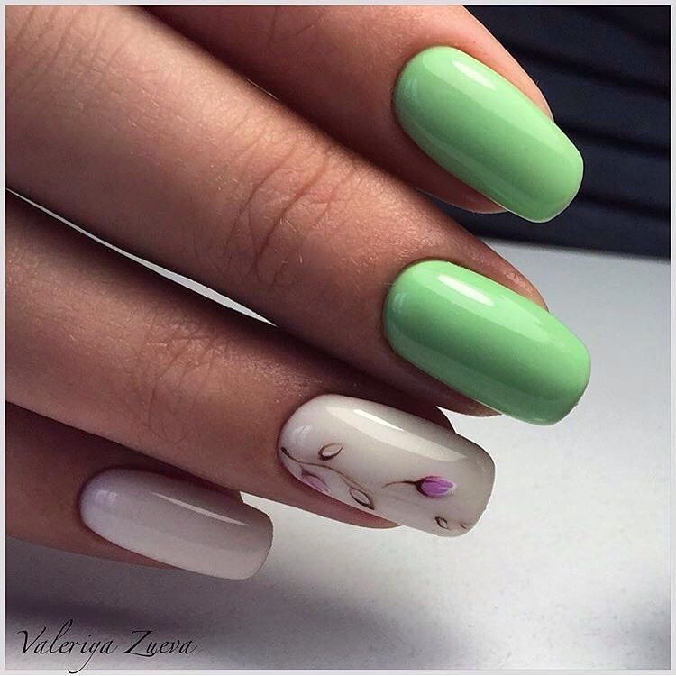 Nail Art #3314 - Best Nail Art Designs Gallery | Simple nail arts ...