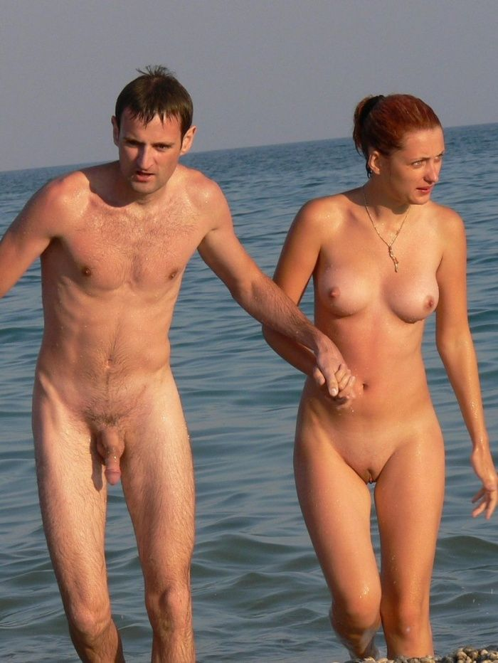 Was natural redhead nudists